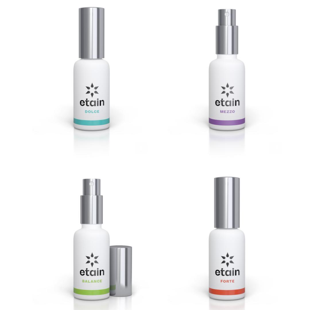 Etain Oral Spray Bottles