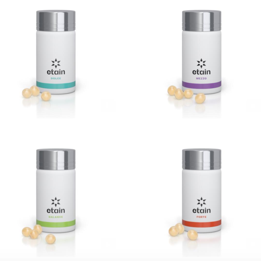 etain capsules